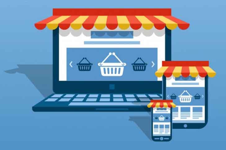 e-ticaret internet sitesi