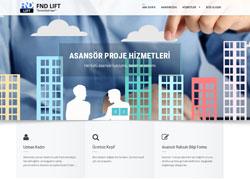 Fnd Lift Web Tasarımı