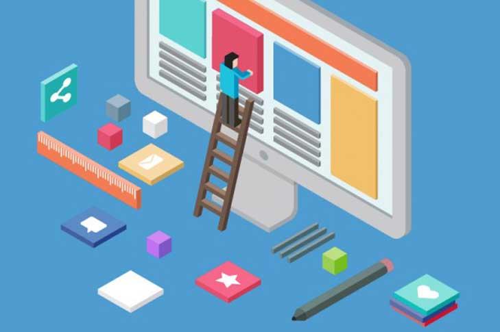 web tasarımı dijital terimler