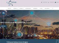 Zirve Kablosuz Veri Web Tasarımı